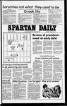 Spartan Daily, November 30, 1977