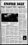 Spartan Daily, December 2, 1977 by San Jose State University, School of Journalism and Mass Communications