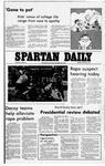 Spartan Daily, December 5, 1977 by San Jose State University, School of Journalism and Mass Communications