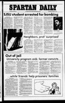 Spartan Daily, December 8, 1977 by San Jose State University, School of Journalism and Mass Communications