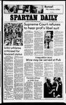 Spartan Daily, December 13, 1977