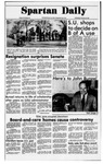 Spartan Daily, February 22, 1978 by San Jose State University, School of Journalism and Mass Communications
