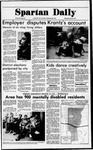 Spartan Daily, March 1, 1978 by San Jose State University, School of Journalism and Mass Communications