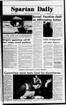 Spartan Daily, March 7, 1978 by San Jose State University, School of Journalism and Mass Communications