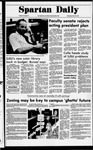 Spartan Daily, March 15, 1978 by San Jose State University, School of Journalism and Mass Communications