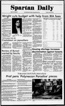 Spartan Daily, March 28, 1978 by San Jose State University, School of Journalism and Mass Communications