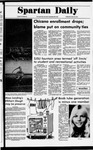 Spartan Daily, March 29, 1978 by San Jose State University, School of Journalism and Mass Communications