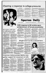Spartan Daily, April 12, 1978 by San Jose State University, School of Journalism and Mass Communications
