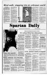 Spartan Daily, April 13, 1978 by San Jose State University, School of Journalism and Mass Communications