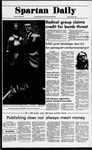Spartan Daily, April 14, 1978 by San Jose State University, School of Journalism and Mass Communications