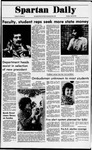 Spartan Daily, April 18, 1978