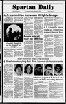 Spartan Daily, April 21, 1978 by San Jose State University, School of Journalism and Mass Communications