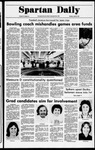 Spartan Daily, April 24, 1978 by San Jose State University, School of Journalism and Mass Communications