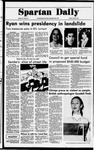 Spartan Daily, April 28, 1978 by San Jose State University, School of Journalism and Mass Communications