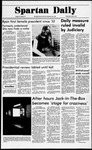 Spartan Daily, May 3, 1978 by San Jose State University, School of Journalism and Mass Communications