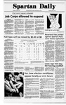 Spartan Daily, May 4, 1978 by San Jose State University, School of Journalism and Mass Communications