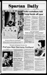 Spartan Daily, May 10, 1978 by San Jose State University, School of Journalism and Mass Communications