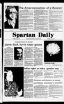 Spartan Daily, May 11, 1978 by San Jose State University, School of Journalism and Mass Communications