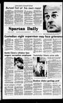 Spartan Daily, May 15, 1978 by San Jose State University, School of Journalism and Mass Communications