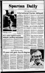Spartan Daily, May 16, 1978 by San Jose State University, School of Journalism and Mass Communications