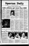 Spartan Daily, May 18, 1978 by San Jose State University, School of Journalism and Mass Communications
