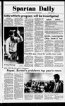 Spartan Daily, May 19, 1978 by San Jose State University, School of Journalism and Mass Communications