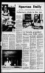 Spartan Daily, August 31, 1978