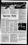 Spartan Daily, September 7, 1978 by San Jose State University, School of Journalism and Mass Communications