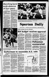 Spartan Daily, September 11, 1978 by San Jose State University, School of Journalism and Mass Communications