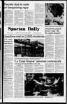 Spartan Daily, September 25, 1978 by San Jose State University, School of Journalism and Mass Communications