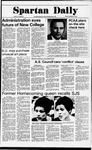Spartan Daily, September 29, 1978 by San Jose State University, School of Journalism and Mass Communications
