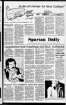 Spartan Daily, October 13, 1978