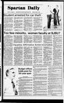 Spartan Daily, October 16, 1978