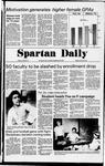 Spartan Daily, October 20, 1978