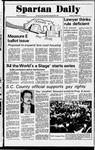 Spartan Daily, October 23, 1978