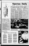 Spartan Daily, October 31, 1978