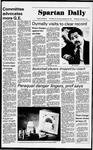 Spartan Daily, November 1, 1978