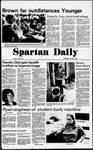 Spartan Daily, November 8, 1978 by San Jose State University, School of Journalism and Mass Communications