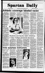 Spartan Daily, November 9, 1978