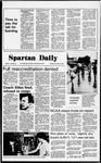 Spartan Daily, November 21, 1978 by San Jose State University, School of Journalism and Mass Communications