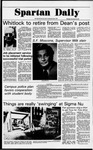 Spartan Daily, November 28, 1978 by San Jose State University, School of Journalism and Mass Communications