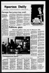 Spartan Daily, November 29, 1978 by San Jose State University, School of Journalism and Mass Communications