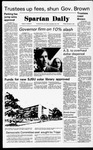 Spartan Daily, December 1, 1978 by San Jose State University, School of Journalism and Mass Communications