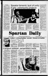 Spartan Daily, December 5, 1978 by San Jose State University, School of Journalism and Mass Communications