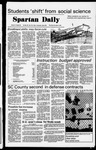 Spartan Daily, December 7, 1978 by San Jose State University, School of Journalism and Mass Communications