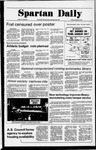 Spartan Daily, December 8, 1978 by San Jose State University, School of Journalism and Mass Communications