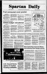 Spartan Daily, December 8, 1978