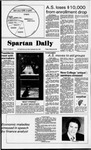 Spartan Daily, February 23, 1979 by San Jose State University, School of Journalism and Mass Communications
