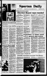 Spartan Daily, March 5, 1979 by San Jose State University, School of Journalism and Mass Communications