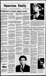 Spartan Daily, March 22, 1979 by San Jose State University, School of Journalism and Mass Communications